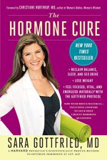 THE HORMONE CURE by Sara Gottfried